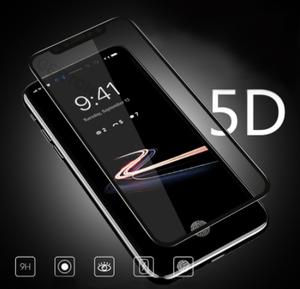 Vidrio Templado 5D Premium para iPhone