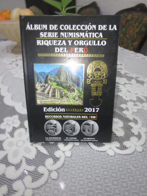 Álbum De Colección De La Serie Riqueza Y Orgullo Del
