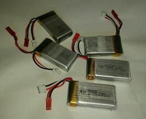 Baterías Completamente Nuevas y Originales Dron R/C MJx