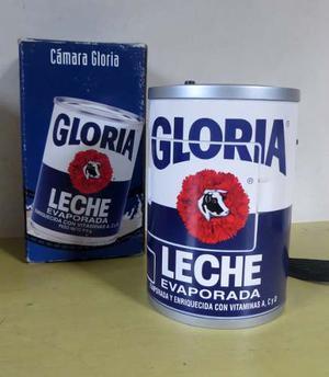 Camara Fotografica 35mm Leche Gloria