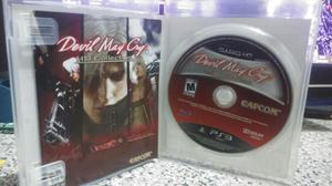 Devil May Cry HD Collection PS3 Negociable