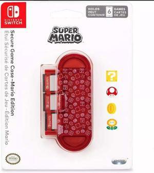 Case Porta Juegos Nintendo Switch Original