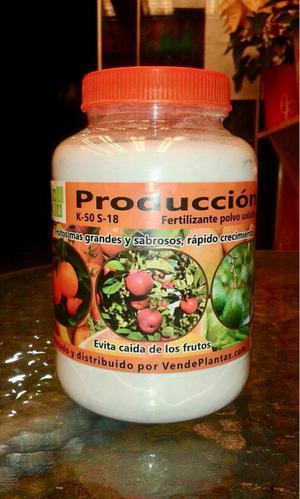 Fertilizante de Producción para Frutales