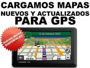 Mapas Gps Garmin Nuvi lm lm