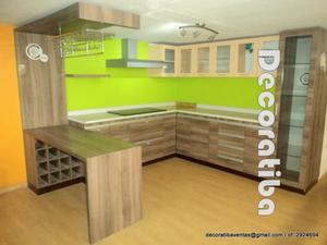 reposteros en melamina, camarotes modulares, muebles en