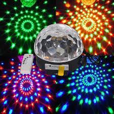 Bola Parlante mp3 luces sicodelicas Magic Ball