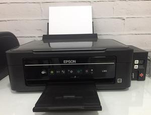 EPSON L355 WIFI CON SISTEMA CONTINUO ORIGINAL