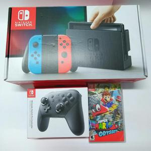 Nintendo Switch Pro Controller Juego