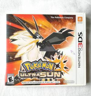 Pokémon Ultra Sol 3ds
