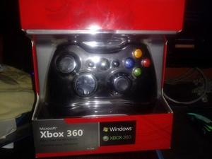 Mando Xbox 360 Alambrico Para Pc