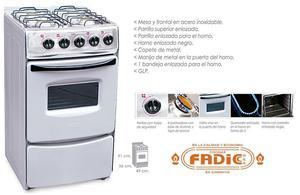 Ocasion, vendo cocina a gas de 4 hornillas nueva en caja.