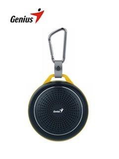 Parlante Inalámbrico Genius Sp-906bt, Negro, 3w, Bluetooth,