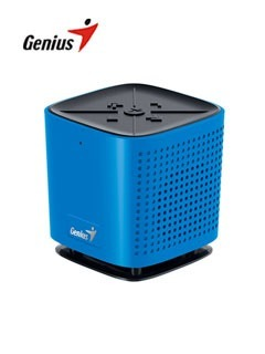 Parlantes Genius Sp-920bt Blue, Bluetooth, Alimentación