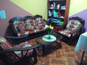 Vendo juego de muebles en perfecto estado