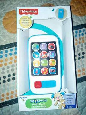 Fisher Price Smart Phone Para Bebes