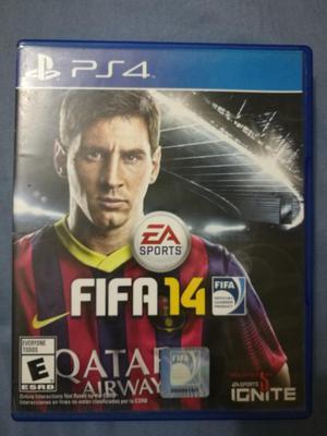 Juego Fifa 14 Ps4 Usado Playstation 4