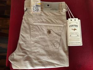 Pantalón Drill Hombre marca Foster