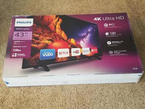 Philips 43 4K p Smart LED TV 43PFL/F Series