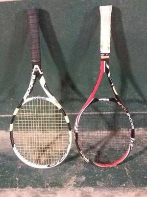 Raquetas De Tenis Wilson Y Babolat