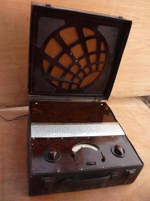 vintage radio de coleccion....