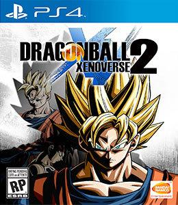 Dragon Ball Xenoverse 2 PS4 NUEVO