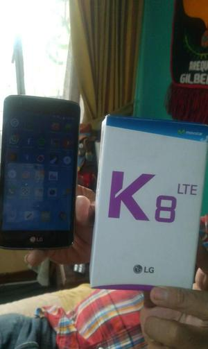 Remato Celular Lg K8lite
