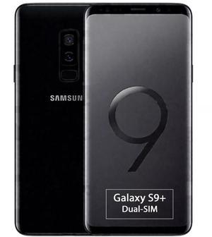 Samsung Galaxy S9 Plus 128GB 6GB Ram Sellado Libres de