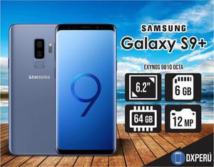 Samsung Galaxy S9 Plus 6.2 6gb Ram 64gb