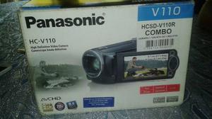 Vendo Camara Filmadora Panasonic Hd