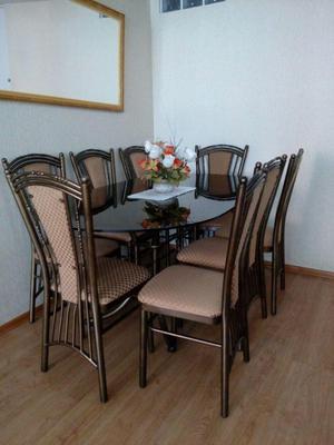 Comedor en venta posot class for Comedor 8 sillas usado