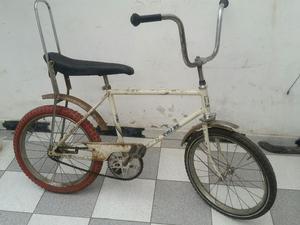 Bicicleta Antigua Monark Aro 20