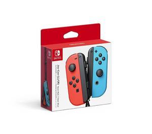 Mando Joy-con (l)/(r) Neon Red / Neon Blue Nintendo Switch