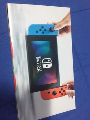 Nintendo Switch Nuevo