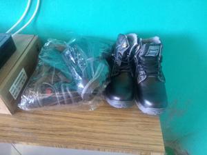 Zapato de Seguridad Y Termico Cas Y Pant