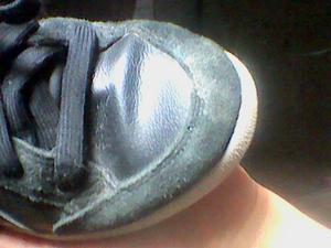 zapatillas de niña marca Puma vendo usadas talla 34