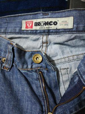 Jean Bronco, Clasico