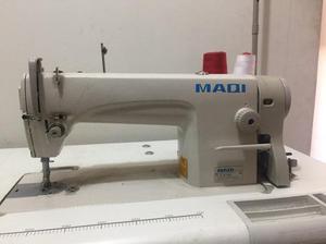 Maquina Recta Industrial Marca MAQI