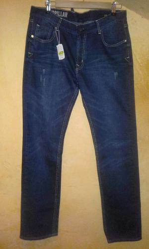 Pantalon Cat Original Slim Talla 32