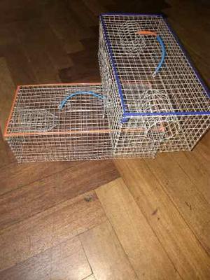 Trampa Para Ratones Pericotes Ratas