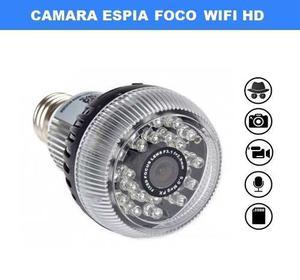 Camara Espia Foco Wifi Hd