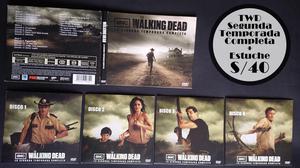 The Walking Dead Segunda temporada