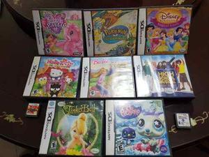 Vendo Juegos Para Nintendo Dsi Y 2dsi