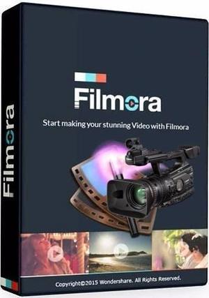 Filmora 8 Editor De Video
