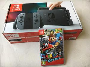 Nintendo Switch Consola Juego Mario