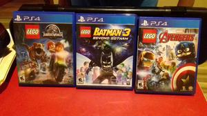 Lego Jurassic Ps4 Juegos Ps4 Delivery Posot Class