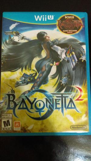 Bayonetta 1 Y 2 para Wii U