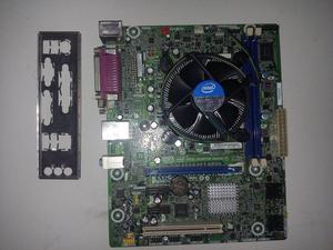 Combo placa intel dh61ww segunda y tercera generación y