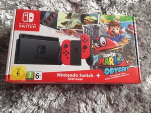 Consola Nintendo Switch Super Mario Odyssey Limited Edition