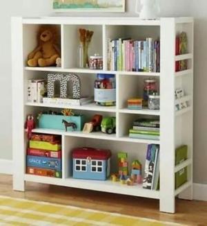 Mueble casillero organizador posot class - Mueble organizador de juguetes ...