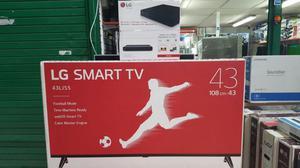 Televisor 43 Blue Ray Marca Lg